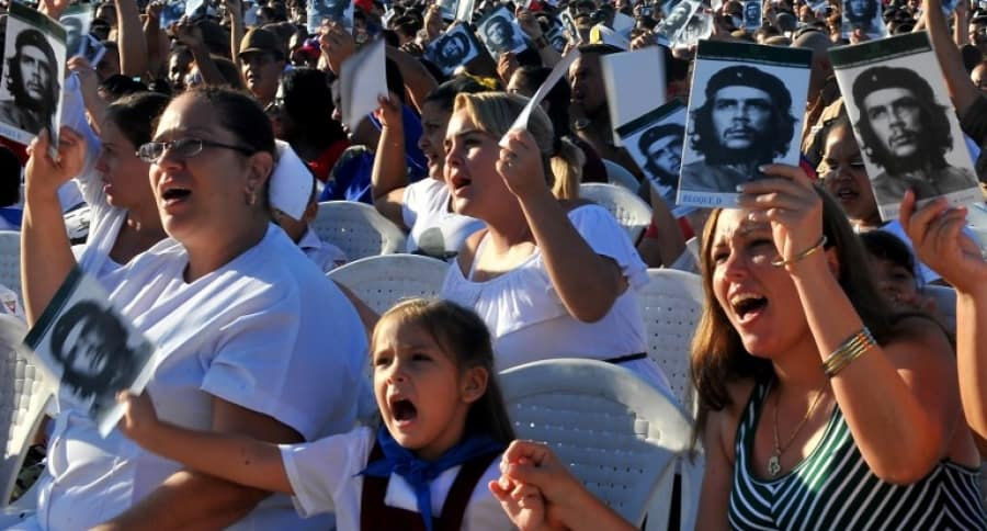Conmemoración Che Guevara