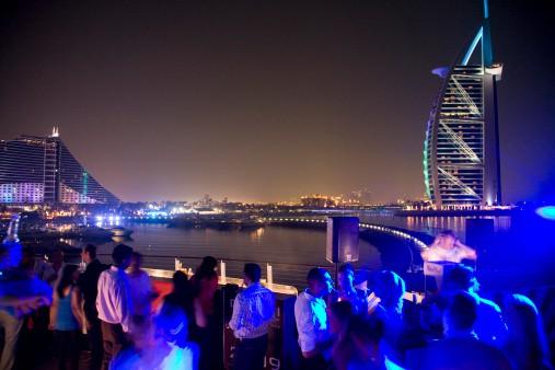 Fiesta en Dubái