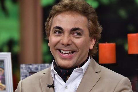 Cristian Castro, cantante.