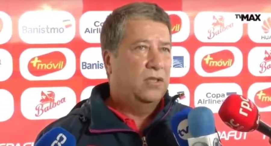 Hernán Darío 'Bolillo' Gómez, DT de Panamá