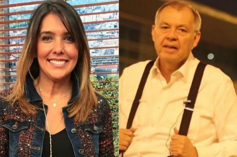 Pelea entre Ordóñez y presentadora de Caracol
