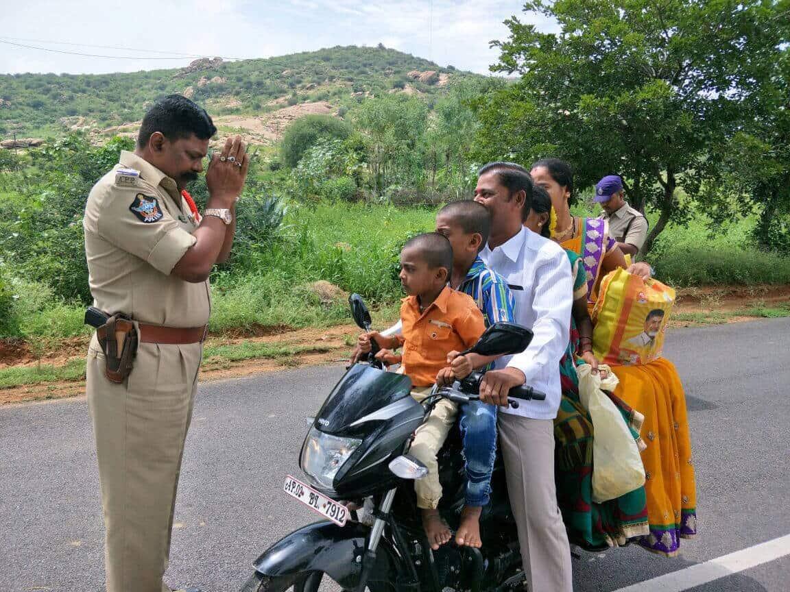 Policía indio