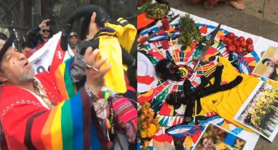 Brujería en Perú vs. Colombia