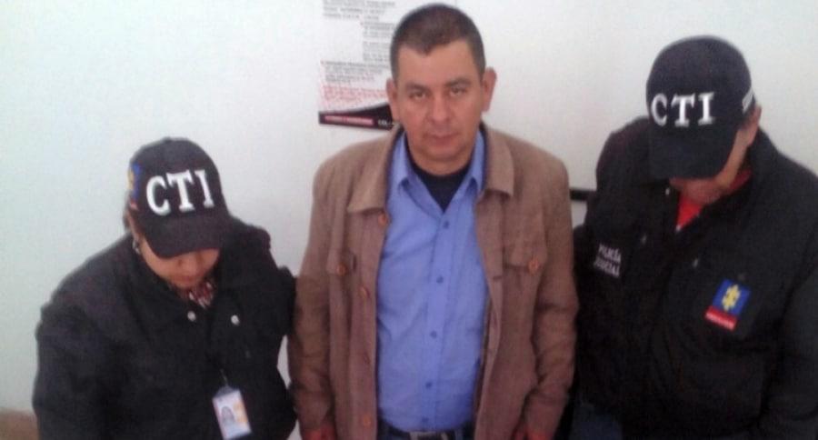Jesús Antonio Díaz López, pastor señalado de los abusos sexuales