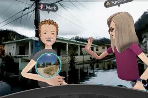 Zuckerberg avatar