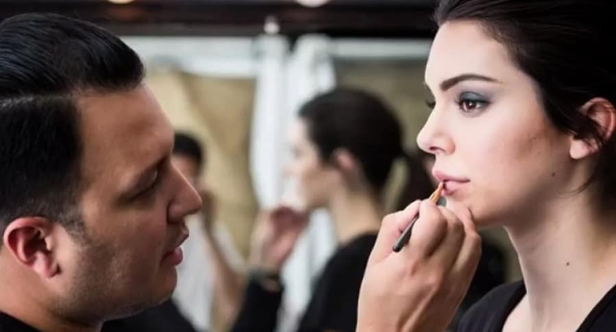 Maquillador colombiano de Kendall Jenner
