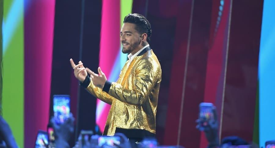 Maluma, cantante.