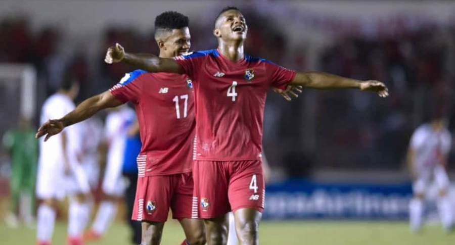 Selección de Panamá.