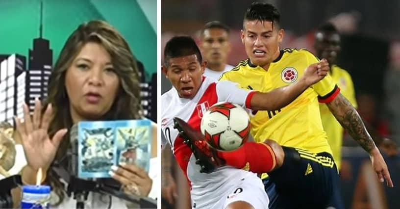 Vidente y Perú-Colombia