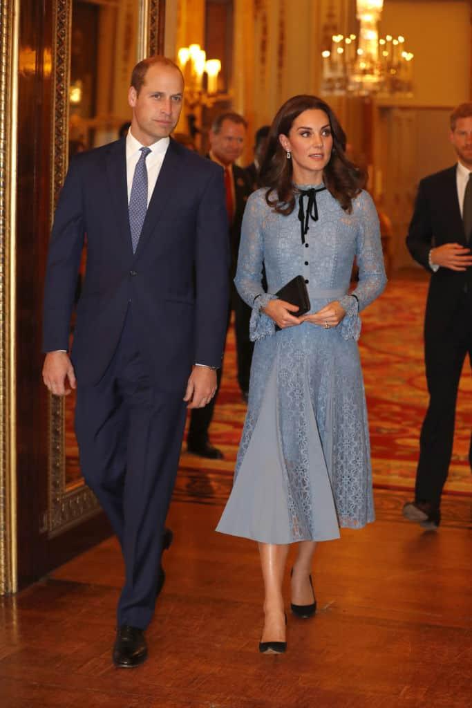 Kate Middleton y príncipe William