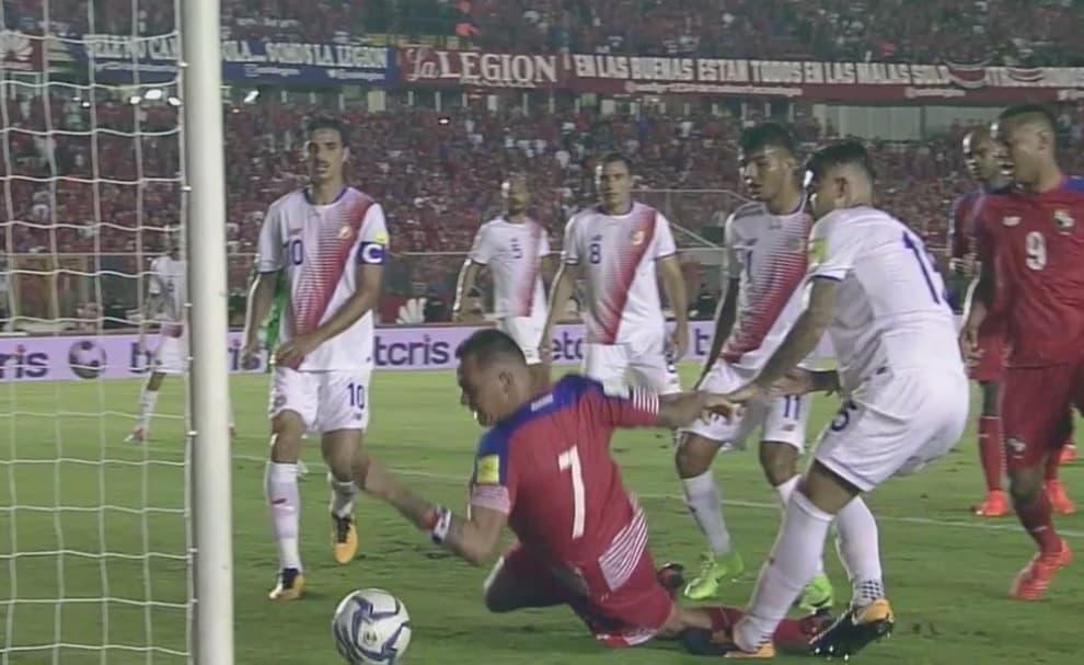 Gol fantasma de Panamá