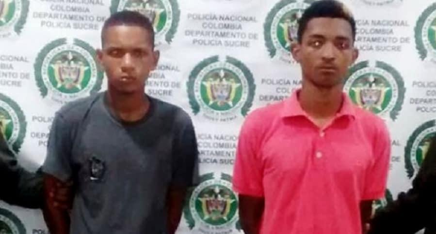 Joeth Caicedo y Luis Gutiérrez acusado de la agresión al animal