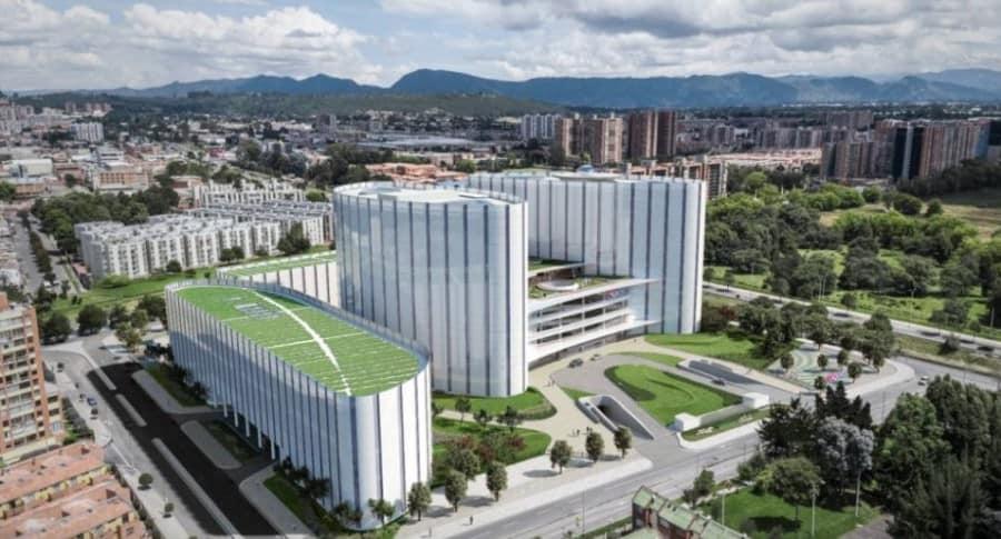 Centro de Tratamiento e Investigación sobre Cáncer Luis Carlos Sarmiento Angulo. Pulzo