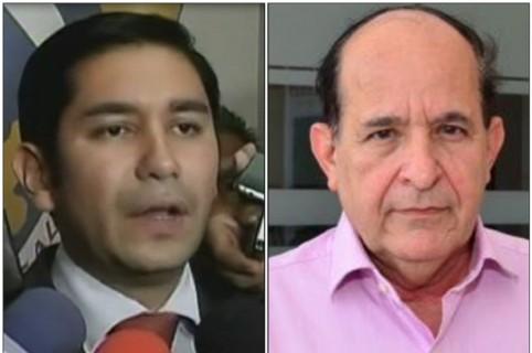 Luis Gustavo Moreno y Álvaro Ashton