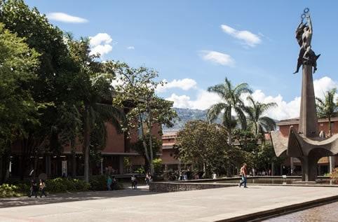 Universidad de Antioquia. Pulzo.