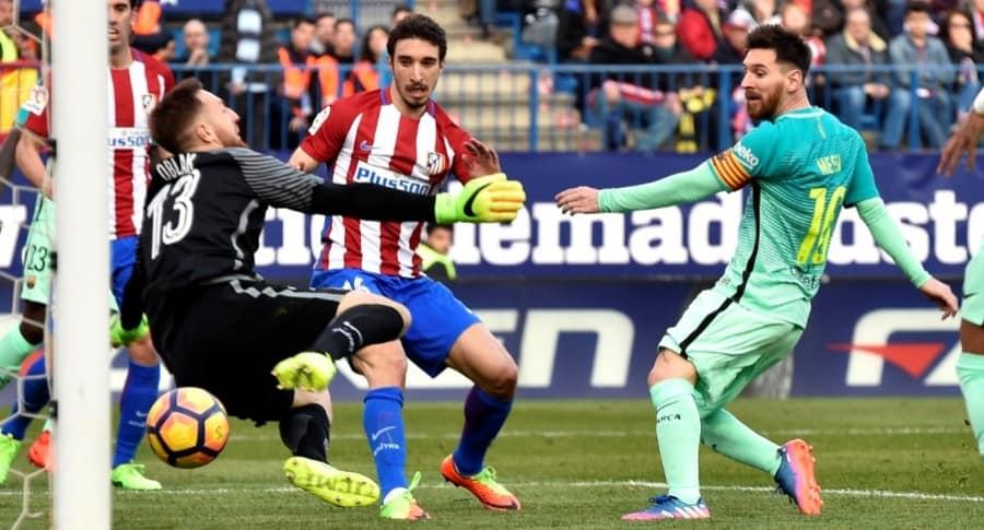 Barcelona vs. Atlético