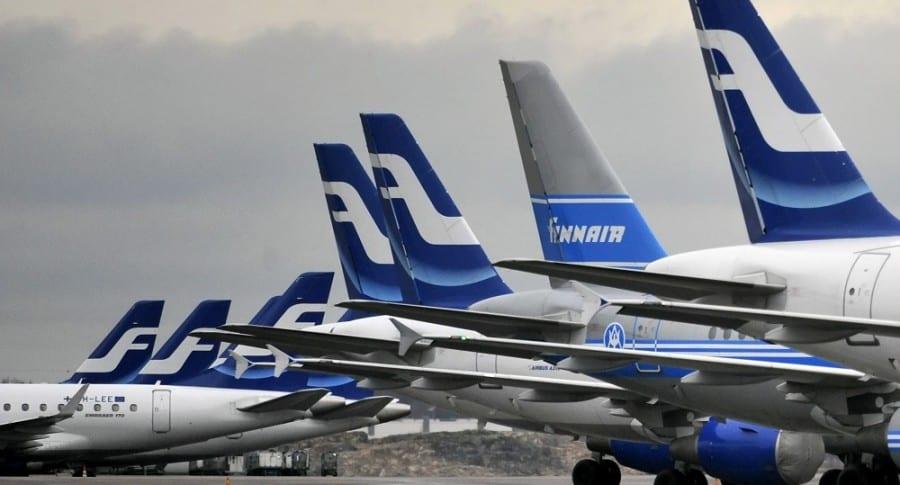 Finnair, la aerolínea del vuelo