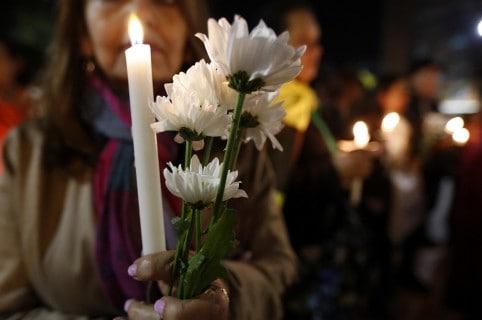 Homenaje a víctimas de masacre en Tumaco