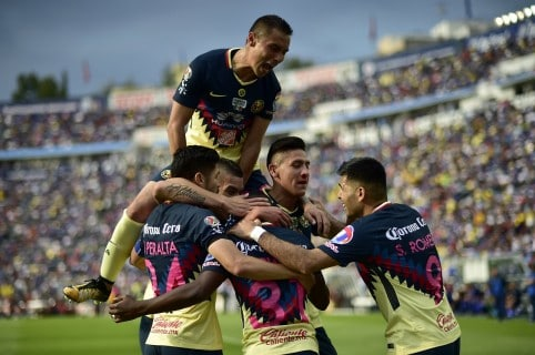 Gol de Darwin Quintero