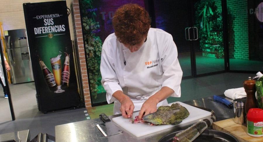 Participante 'Top Chef'