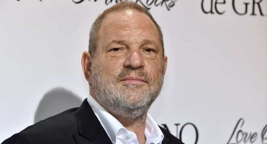Harvey Weinstein, productor cinematográfico.