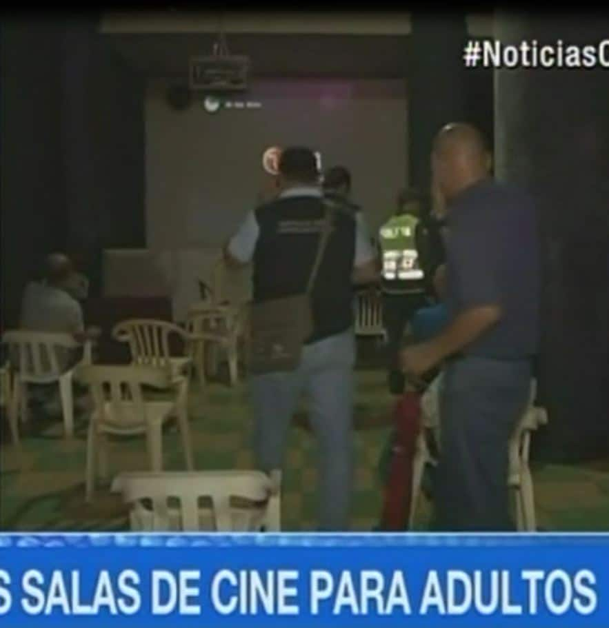 Salas de cine para adultos
