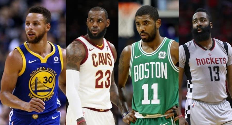 NBA 2017-2018