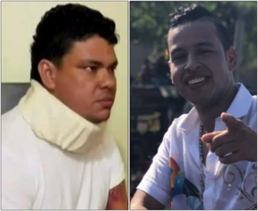 Armando Quintero y Martín Elías.
