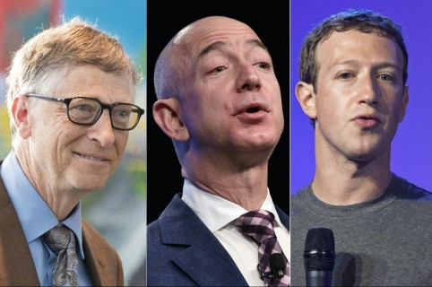 Hombres más ricos de EE.UU.