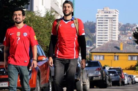 Caminantes chilenos