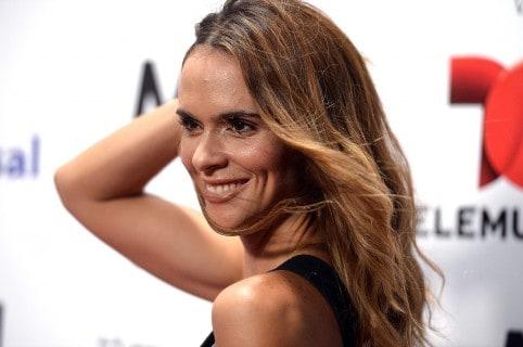 Karen Martínez, actriz, modelo y presentadora.