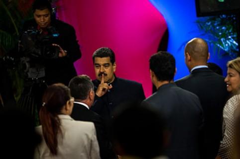 Dictador Maduro