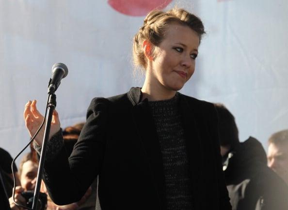 Ksenia Sobtchak