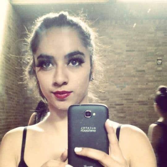 Luna Ariadna Valiente López, bailarina que murió en accidente en Bogotá