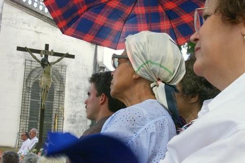Fieles católicos