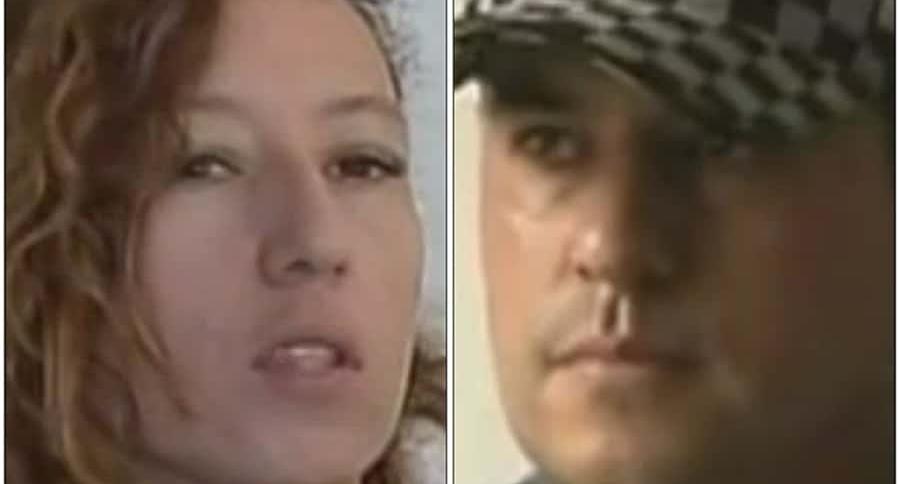 Lina Molina y Juan Camilo García