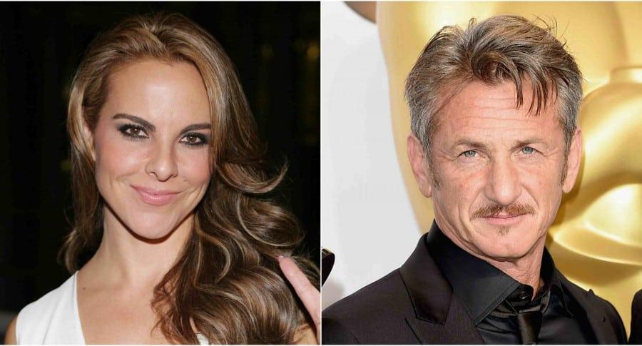 Kate del Castillo tuvo relaciones sexuales con Sean Penn