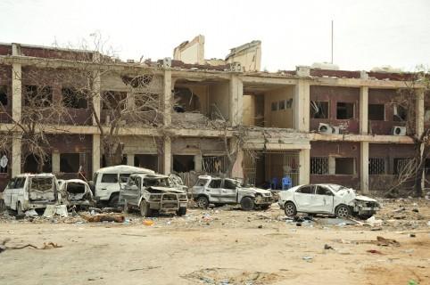 Atentado en Mogadishu