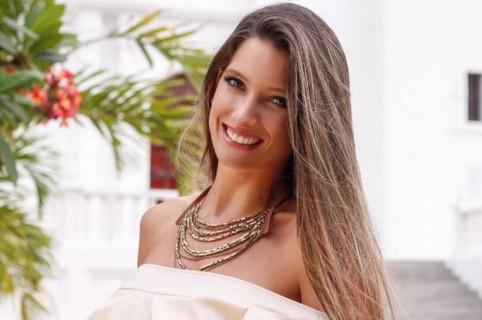Daniella Donado, actriz colombiana.