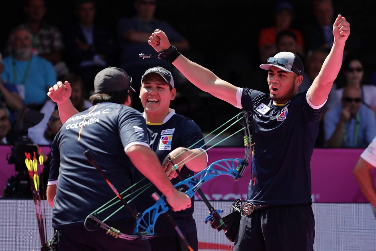 Mundial de tiro con arco en la Ciudad de México