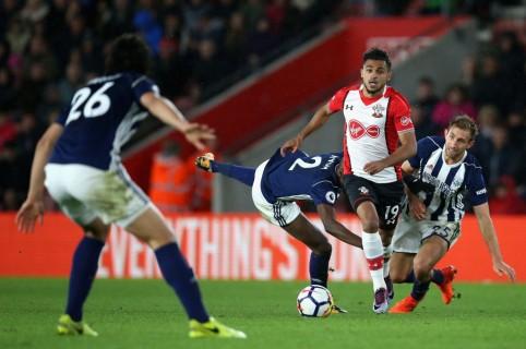 Southampton vs West Bromwich Albion - Premier League