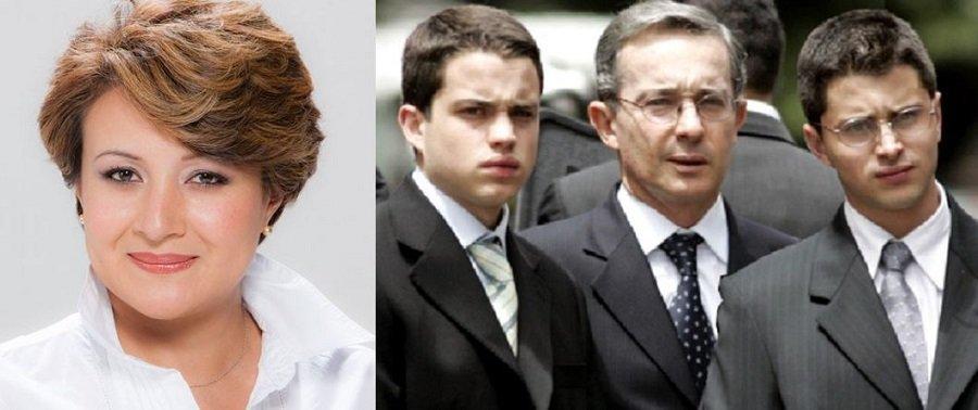 Tatiana Cabello, Álvaro Tomás y Jerónimo Uribe