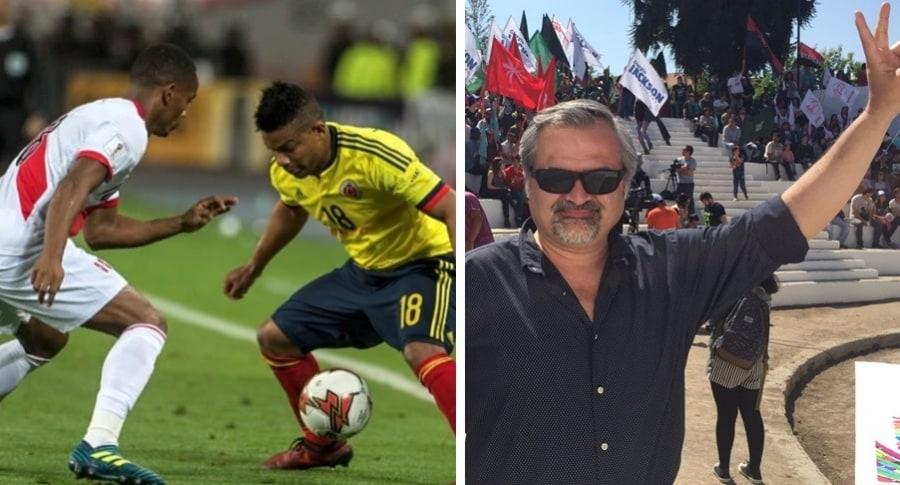 Colombia-Perú