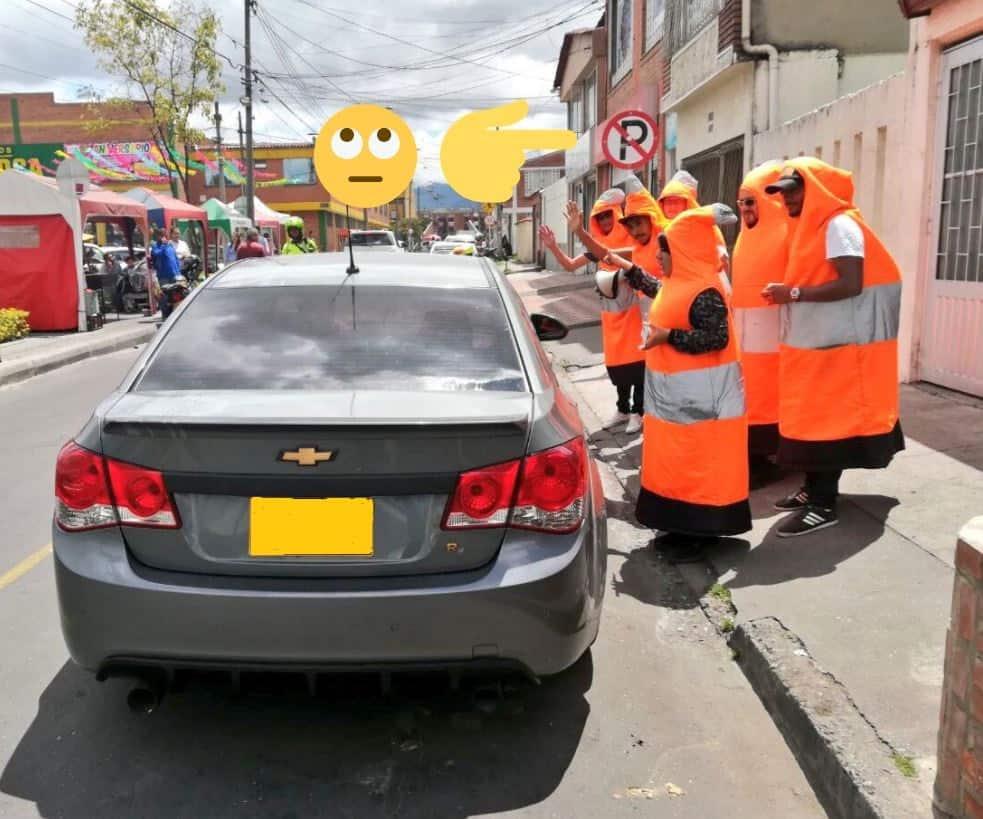 'El poder del cono' en Bogotá