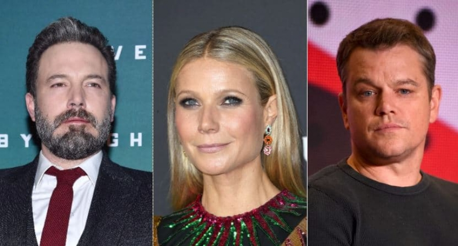 Ben Affleck / Gwyneth Paltrow / Matt Damon