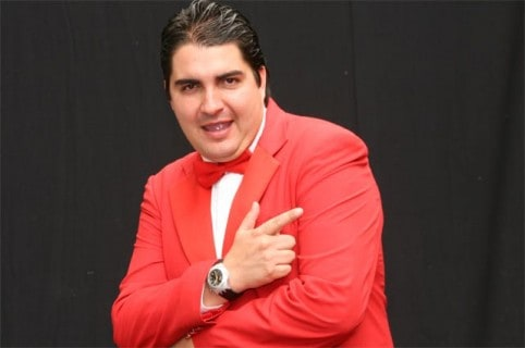 Juan Carlos Villegas, expresentador de 'También caerás'