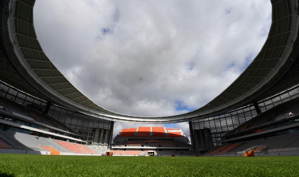 El estadio central, Ekaterimburgo - Pulzo.com