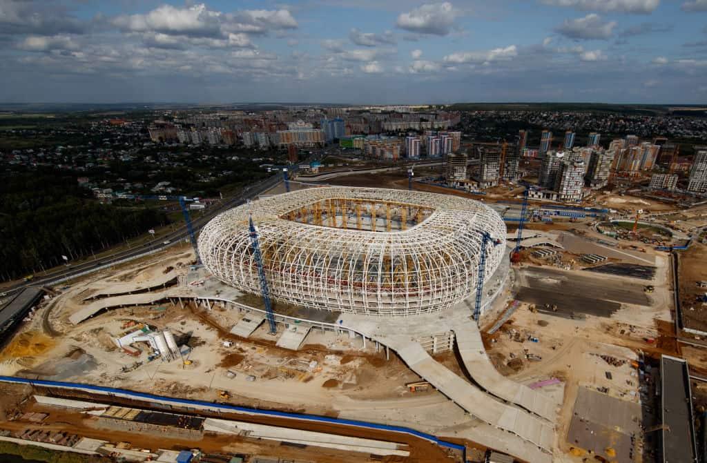 Mordovia Arena - Pulzo.com