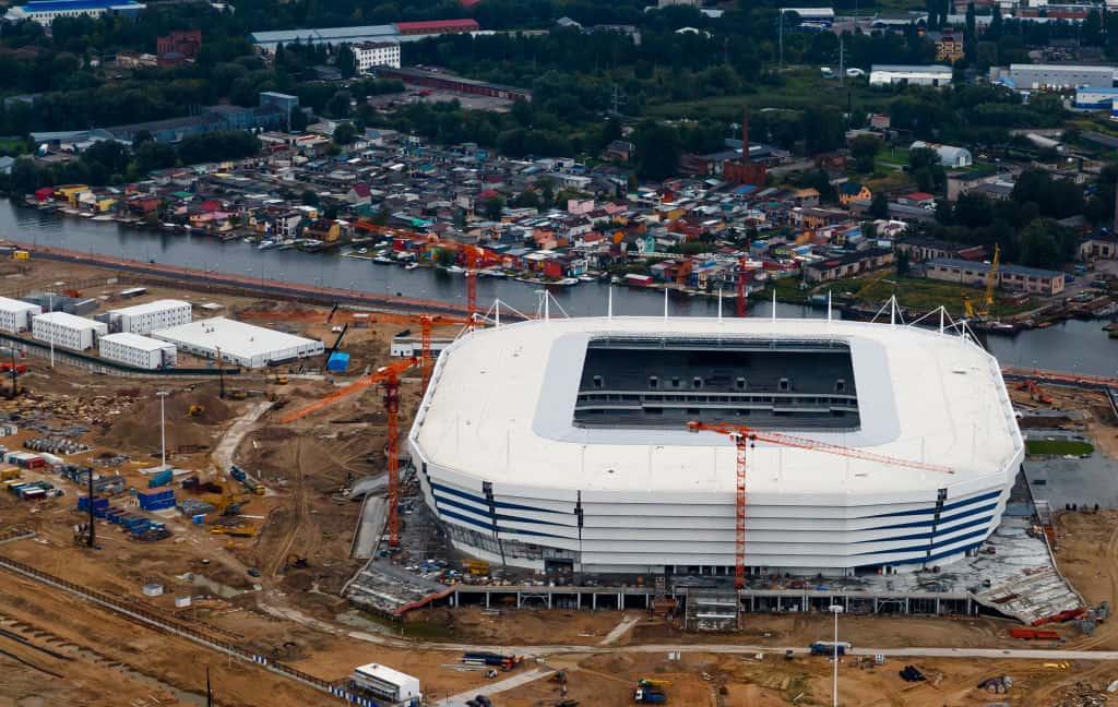 Estadio de Kaliningrado - Pulzo.com