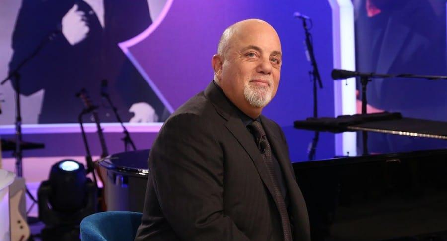 Billy Joel, cantante.